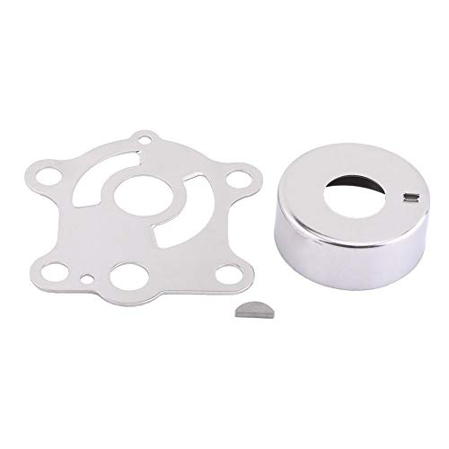 EBTOOLS Waterpomp Reparatie Kit, Waterpomp Reparatie Rebuild Impeller Kit Voor 40 50 pk Outboard 1984-1994, 6H4-W0078-00-00