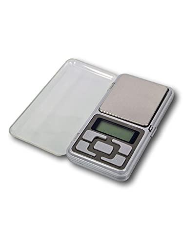 Balance de précision numérique portable 500 g/0,01 g