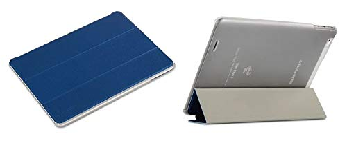 RONSHIN Like for for Teclast X98 Plus ¢ò 9.7inch Solid Color Ultra-Thin Leather Protective Case with Bracket Blue Teclast X98 Plus ¢ò 9.7inch