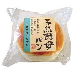 天然酵母パン 十勝クリームパン 12個入