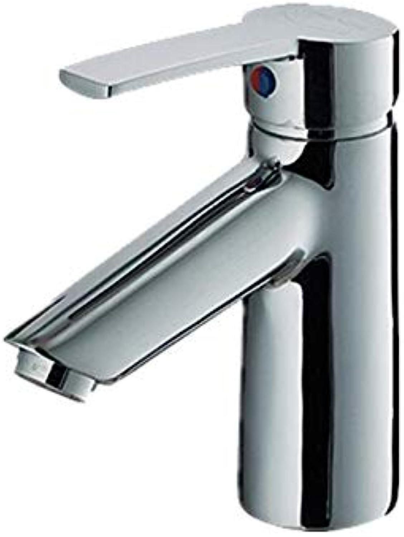 CZOOR Badezimmer Einlochmontage heien und kalten Becken Wasserhahn Becken Wasserhahn Waschbecken Wasserhahn, F1A8807C