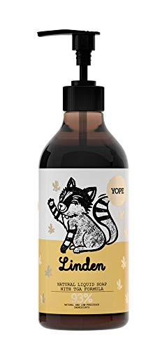 Yope Pflege Handpflege Natural Liquid Soap 500 ml