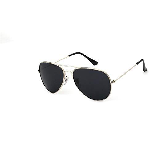 LDH Gafas de Sol para Mujer Gafas de Sol para Hombre, Gafas de Sol Anti-Ultravioleta para Mujeres Gafas de Sol (Color : B)