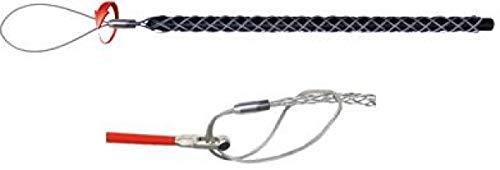 Runpotec 30040 Kabelziehstrumpf mit Schlaufe und Drallausgleich Ø 6-9 mm