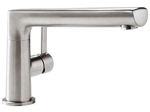 Villeroy & Boch Sorano Edelstahl massiv Hochdruck Armatur Wasserhahn Küche
