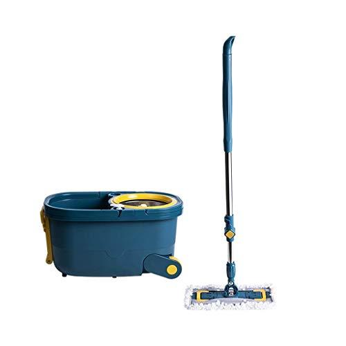 WWKDM1 STRO Automatische Mop Emmer Roterende Mop Huishoudelijke Lui Mop Mop Staaf Rotatie Universele Water Pier Zonder Hand Wassen