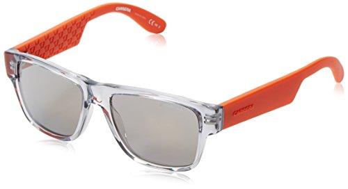 Carrera Junior CARRERINO 15 MV KVU Gafas de sol, Naranja (Crystal Orng/Sup Bronze Grey Speckled), 48 Unisex-Niño