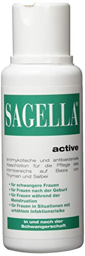 Sagella active Intimwaschlotion 250 ml