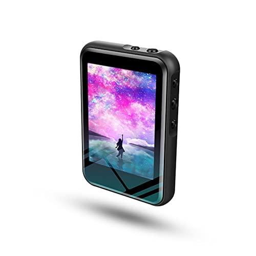 WERHA 3 2GB MP3 Jugadores con Bluetooth 4.0 2.4' Reproductor de Audio Digital for Correr  Música sin pérdida de Alta fidelidad FM Grabadora de Voz USB hasta 12 8GB Expansión de la Tarjeta