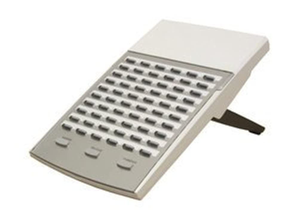 コミットメント芽路面電車Dsx60 Button Dss Console White Digital Station Port Practica by NEC DSX Systems [並行輸入品]