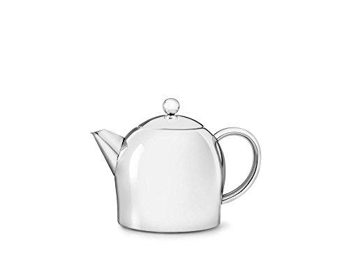 doppelwandige Teekanne Minuet® Santhee Edelstahl hochglanzpoliert 0,5 ltr.