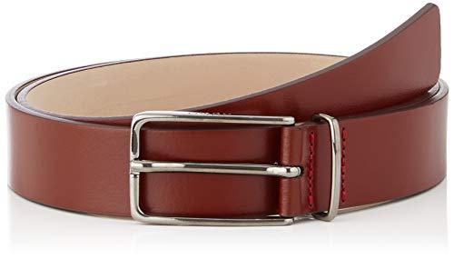 HUGO Golia_sz30 Cinturón, Marrón (Medium Brown 214), 125 (Talla del fabricante: 110) para Hombre