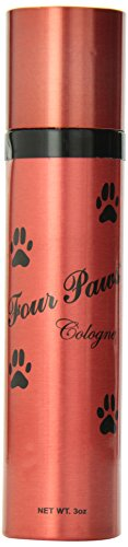 Four Paws Magic Coat Cologne for Dogs, Red