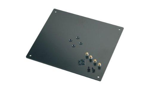 Konig & Meyer 26792-032-56 320x5x280mm Strukturierte Lagerplatte - Schwarz