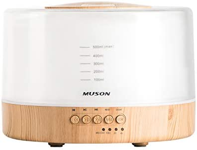 muson Essential Oil Diffuser Sound Machine Combo Diffuser for Aromatherapy Fragrant Oil Cool product image