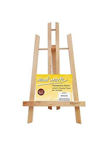MONT MARTE Caballete Mesa pequeña madera Haya - Medio