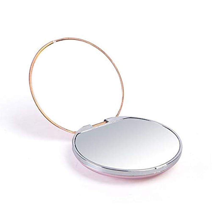 ペットごみぜいたく化粧鏡、亜鉛合金テクスチャアップグレード化粧鏡化粧鏡化粧ギフト
