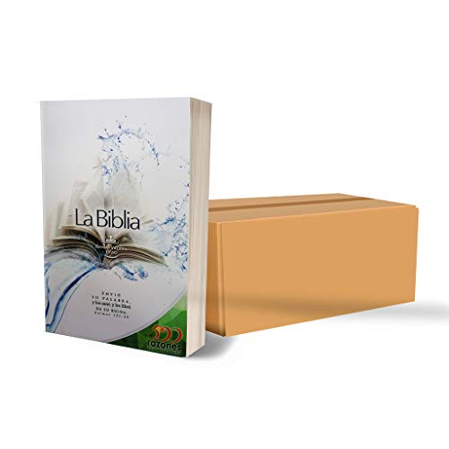 Caja De 20 Biblias Economicas Reina Valera 1960