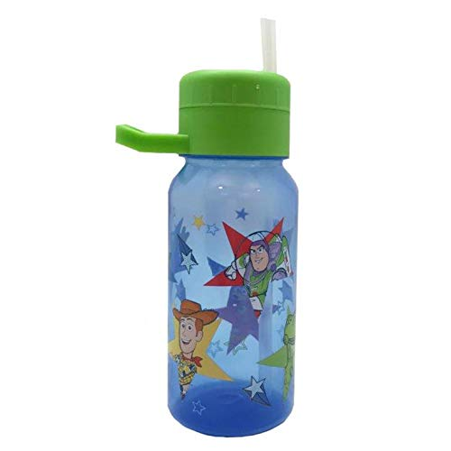 Polar Gear 1535 1733 Toy Story Childrens Water Bottle, polypropylene plastic, Blue, 400ml