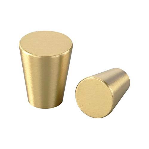 20 Piezas Perillas de Gabinete Perillas de Cajón, Perillas cerámica de gabinete Armario Cajón Manijas cajón de la habitación de los niños, cajón de la cómoda, Manija de muebles perilla con el tornillo