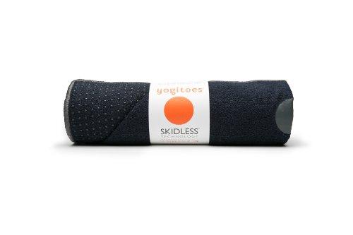 Manduka Yogitoes Yoga Mat Asciugamano Mezzanotte, 172,7 cm