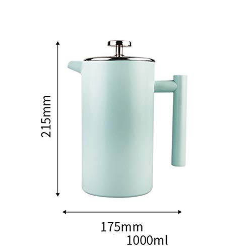 Best Prices! French Press Coffee Maker Tea Pot 304 Stainless Steel French Press Pot French Filter Pr...