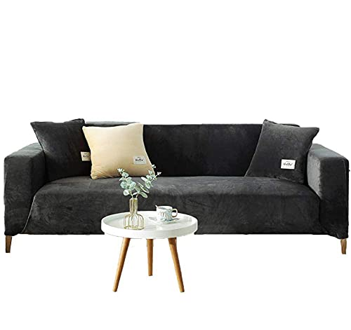 XHNXHN Fundas de sofá elásticas, fundas de sofá, fundas de sofá, fundas de tela universal de 190-230 cm