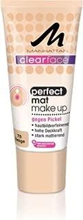 Manhattan Clearface PERFECT MAT MAKE UP 75 Beige