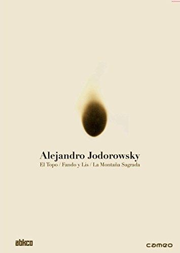 Pack Alejandro Jodorowsky (PACK JODOROWSKY: ED.BÁSICA, Spanien Import, siehe Details für Sprachen)