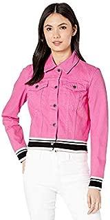 Best denim pink jacket Reviews