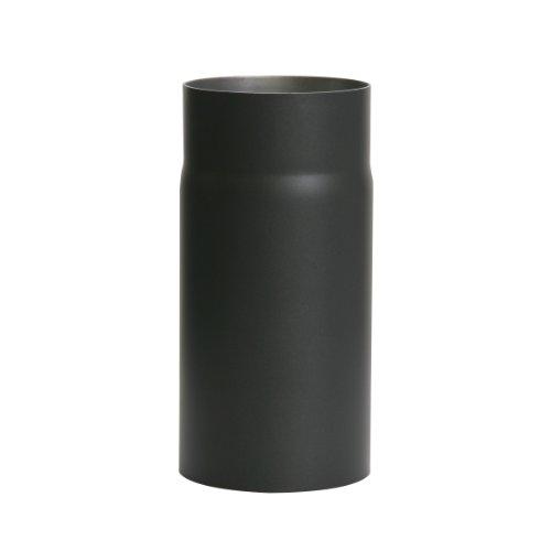 Kamino-Flam 331700 Ofenrohr Senotherm 2 mm, 120 x 250 mm, schwarz