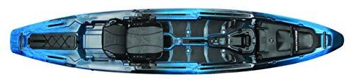 Wilderness Systems Atak 140 | Sit on Top Fishing Kayak | Premium Angler Kayak | 14' | Midnight -  Confluence Kayaks, 9750447110