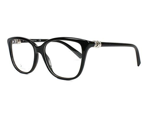 Swarovski Damen Brillen SK5242, 001, 52