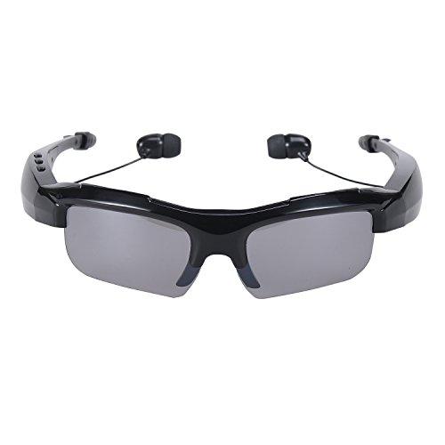 Bluetooth Sunglasses Headphones - Wireless Headphone Sunglasses with Stereo Handsfree Bluetooth 4.1 for iPhone, Samsung Galaxy, HTC, LG and All...
