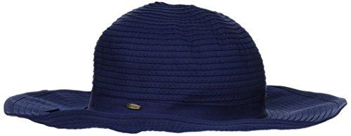 Coolibar Damen Sonnenhut UV-Schutz 50, Blau, One size