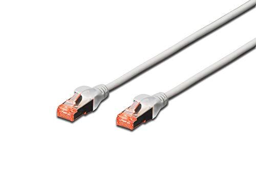 Digitus DK-1644-030 - Cable de Red (3 m, Cat6, S/FTP (S-STP), RJ-45,...