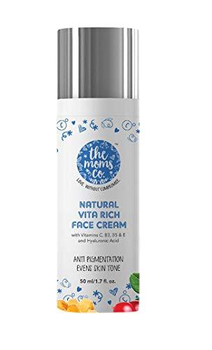 La crema de cara Vita Natural Rich Moms Co. (50 g)