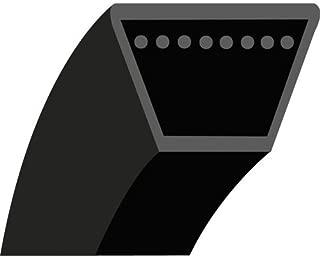 Lisa 4LK43: correa trapezoidal para motoazadas TROMECA-MAMETORA modelo TR560R-sección 1/2