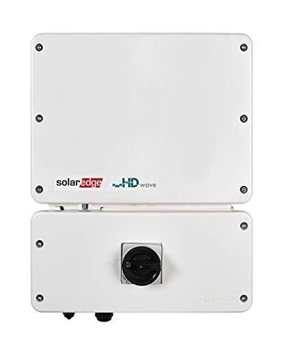 SolarEdge HD-Wave Single-Phase Inverters SE7600H-US