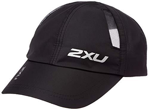 2XU UK Unisex Run Cap Cap Einheitsgröße Schwarz