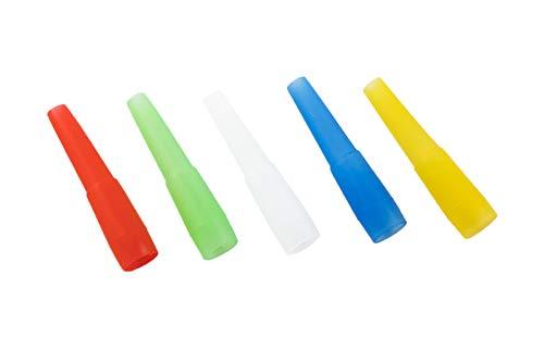 PAIDE P. Boquillas higiénicas para todas las cachimbas y shishas. Envasadas individualmente totalmente seguras. Diferentes colores disponibles. (Largos 200 Unidades)