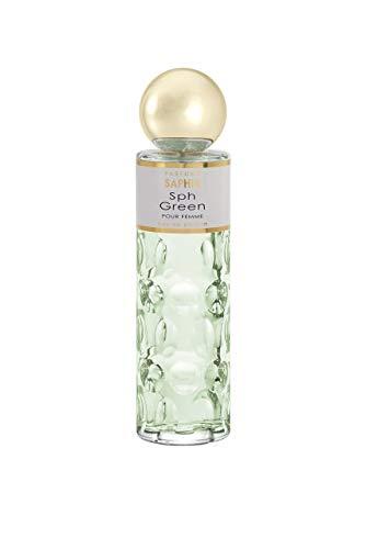 Saphir Green - Eau de Parfum con Vaporizador para Mujer - 200 ml
