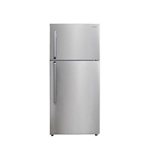 Comfee HD559FWN1IN Libera installazione 430L A+ Acciaio inossidabile frigorifero con congelatore