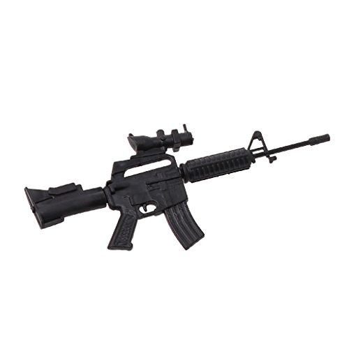 100% nuovo e di alta qualità Materiale plastico ecologico, atossico e sicuro.  Mini e cool set di armi da pistola che possono essere assemblate facilmente dai bambini.  Può esercitare la flessibilità delle dita dei bambini e la capacità di coordinare...
