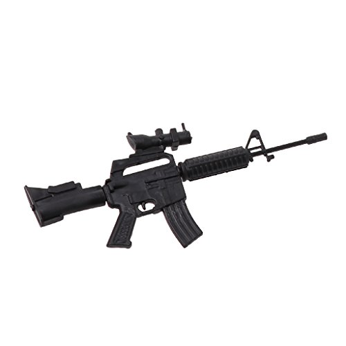 Freshsell Mini Submachine Pistolas de Armas Cápsula Juguete DIY Conju