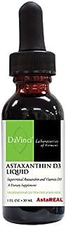 Astaxanthin D3 Liquid - 1 fl. oz (30 ml) by Davinci Labs