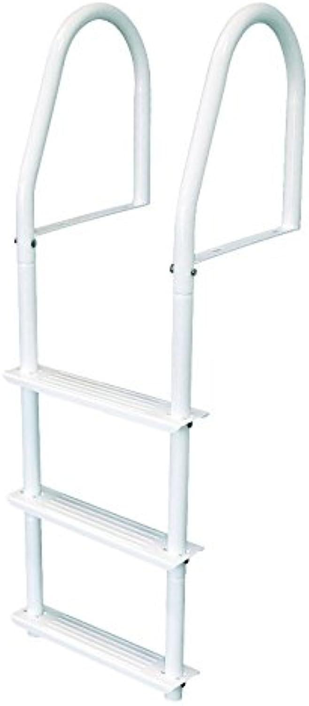 JIF MARINE FBMS3 3Step Stationary Ladder