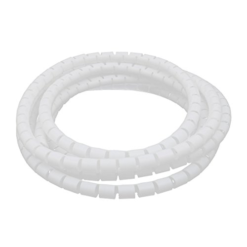 1M 10MM SODIAL Tube thermoretractable noir Enveloppe de tube de gaine thermoretractable pour cable//fil electrique de voiture