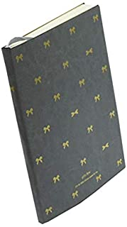 Mumuso 2 Pack Cuaderno DE Notas-PU COVER/25K-COLORES Surtidos