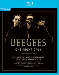 Bee Gees One Night Only [Blu-ray]  Region Free